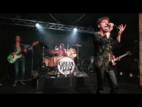 Greta Van Fleet - Black Smoke Rising - Route 20 Sturtevant, WI