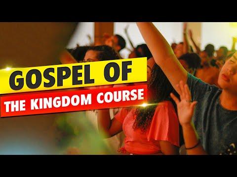 Gospel of the Kingdom - Session 1 - Glenn Bleakney