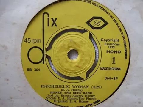 Honny & The Bees Band - Psychedelic Woman