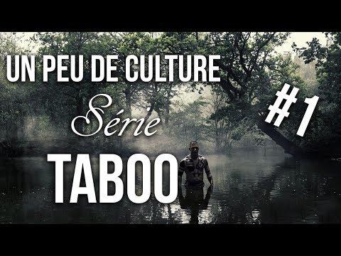 Un Peu de Culture Série 1 Taboo