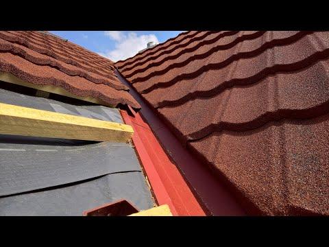 selbstbau wie easy dachschindeln verlegen auf ihr dach. Black Bedroom Furniture Sets. Home Design Ideas
