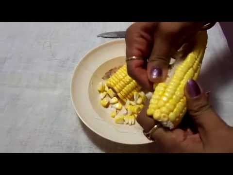 Generate How to peel Sweet Corn fast and easy Pics