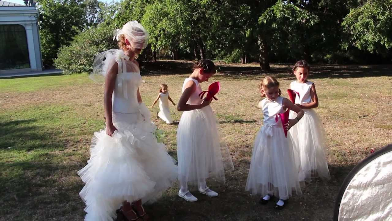 Esküvő Trend Magazin divatfotózás - YouTube 671621b872