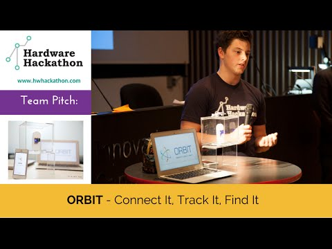 ORBIT Pitch (Dublin Hardware Hackathon 2014) #HackDublin