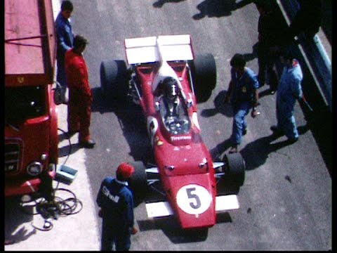 TEST FERRARI F1 WITH JACKY ICKX. UPLOADED IN HD