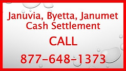 Januvia/Byetta/Janumet/Victoza Drug Lawsuit - Call 877-648-1373 Now