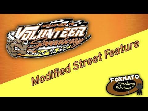5/25/19 Modified Feature | Volunteer Speedway