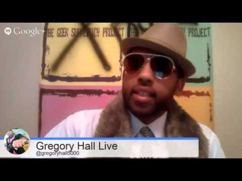 Gregory Hall Live: Midnight Madness with Jordan Elizabeth Gelber