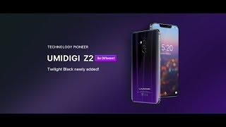 UMIDIGI Z2 Looks Like An iPhone X But Under $300 HD