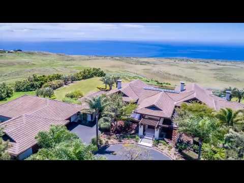 Luxury Kohala Ranch Estate on Hawaii Island's Western Coast