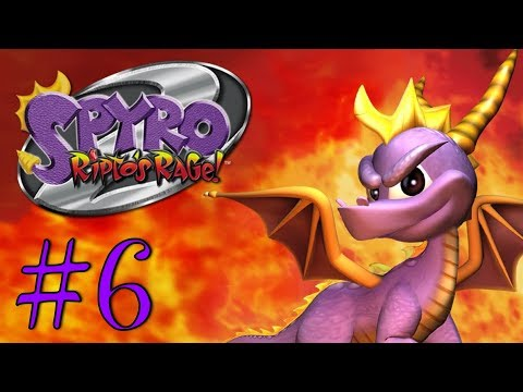 I HATE OCEAN SPEEDWAY - Let's Play Spyro Ripto's Rage - Part 6