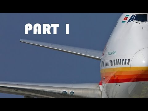 Documentaire: Surinam Airways Boeing 747-300 Part 1
