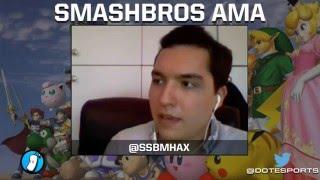 Hax | R/SmashBros AMA