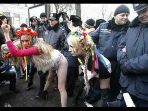 KOMRAD 78- les FEMEN et Caroline FOUREST sont INDESTRUCTIBLES et HONNETES...