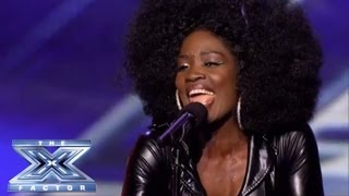 """Download Lillie McCloud - Crowd-Surprising Cover of CeCe Winans' """"Alabaster Box"""" - THE X FACTOR USA 2013"""