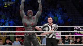 #IncredibleHolgster – WWE 2K17 Let's Play – My career #05
