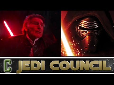 Is Kylo Ren Redeemable After Killing Han Solo? Collider Jedi Council