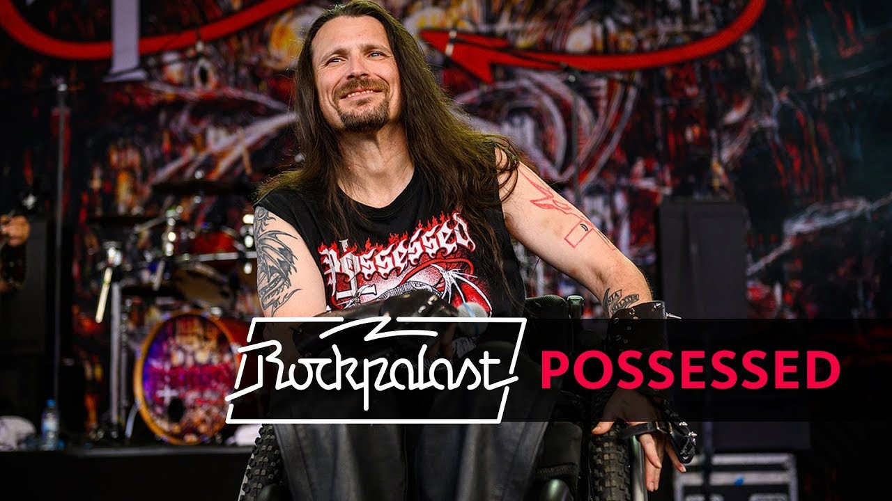 Download Possessed live | Rockpalast | 2019