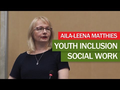 A Radical Sustainability Perspective on the Challenge of Youth Inclusion Faced by Social Work