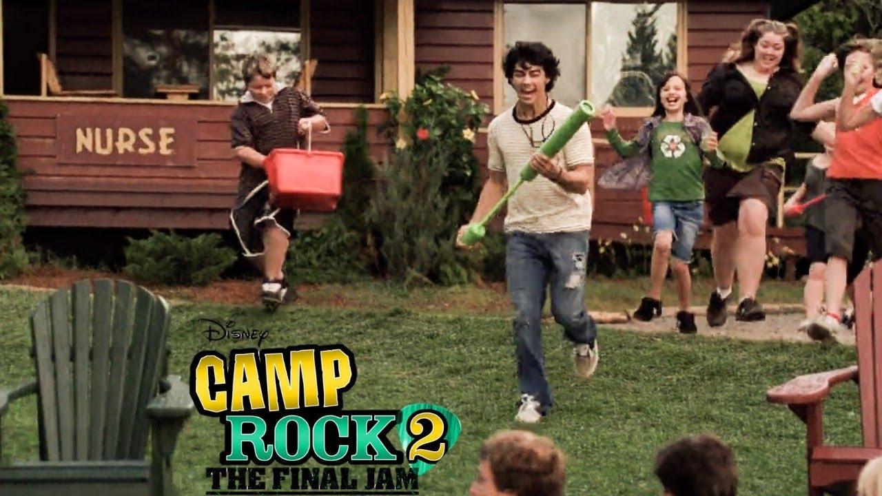 Camp Rock 2 Parte 15 Youtube