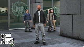 GTA 5 MODS LSPDFR 1005  - FIB INVESTIGATION!!! (GTA 5 REAL LIFE PC MOD)