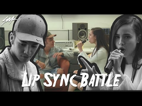 Saak Ft. Sofia Carson (Lip Sync Battle)