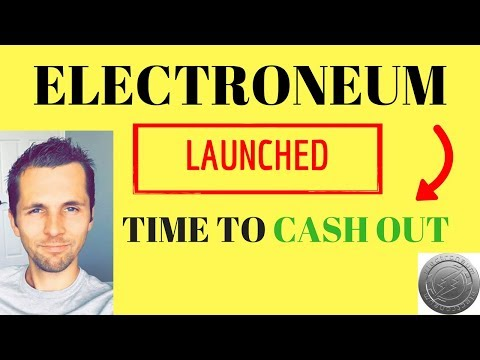 Electroneum Officially Launched Out! How To Setup Wallet & Cash Out With Cryptopia