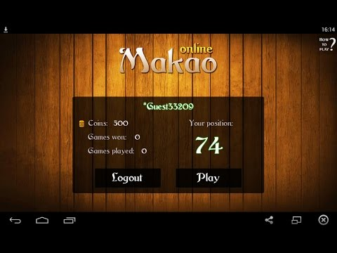 Makao card game online multiplayer