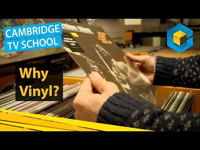 IMPACT - Why Vinyl?