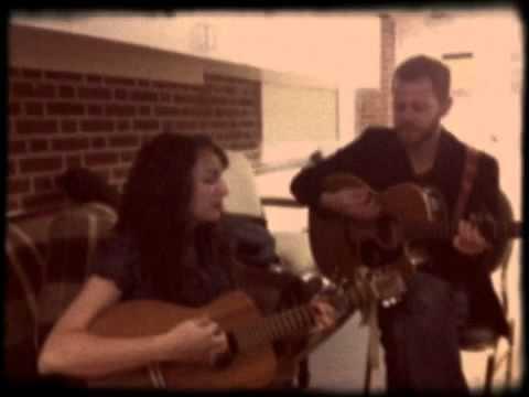 "Rosi Golan -""Come Around"" Backstage 4/29/11"