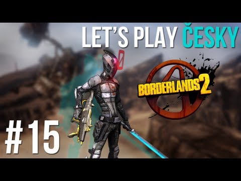 "Let's Play Česky - Borderlands 2 Díl. 15 ""Superjumper 2000 ultimate edition"""