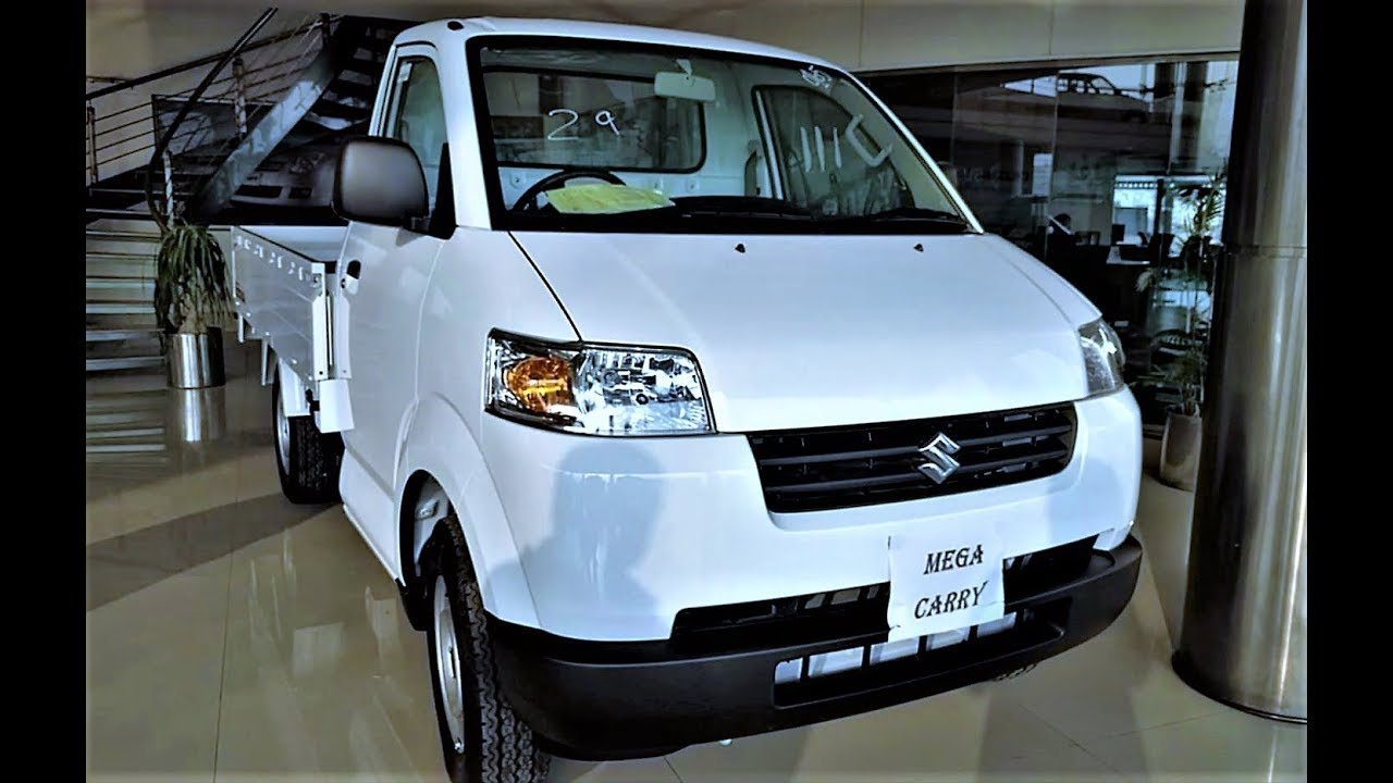 Suzuki Mega Carry Xtra   Ravi Alternative Interior Exterior Review In Pakistan