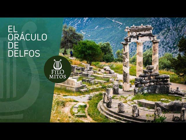 El Oráculo de Delfos - FiloMitos