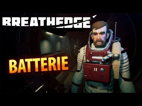 Breathedge #03 | Die finde ich nie - die Batterie | Gameplay German Deutsch
