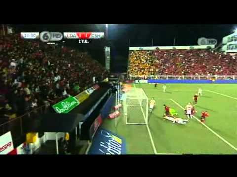 Liga Deportiva Alajuelense Campeón Nacional (Invierno 2012)