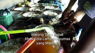 Download Video Kuliner Purwokerto : Kupat Tahu Mbah Jawi 1, Asli Kota Lama Banyumas yang Pedasnya Mantap MP3 3GP MP4