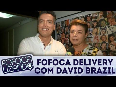 Fofoca Delivery com David Brazil | Fofocalizando (21/02/18)