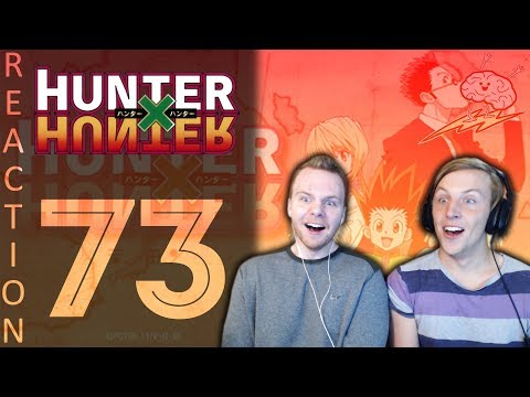 SOS Bros React - HunterxHunter Episode 73 - You Done Goofed
