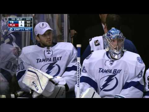 Gotta See It: Lightning pull goalie with over 10 minutes remaining