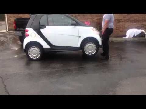 Just Lifting My Smart Car