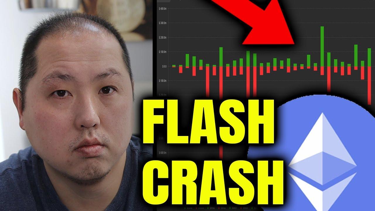 Ethereum & Bitcoin Flash Crash Explained