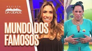 Silvia Abravanel tem CRISE DE CHORO + Patrícia Abravanel - Revista da Cidade (04/10/18)