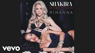 Repeat youtube video Shakira - Can't Remember To Forget You (Audio) ft. Rihanna