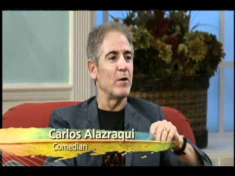 Comedian Carlos Alazraqui