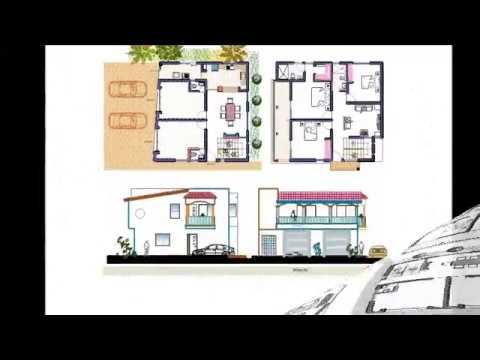 Como dise ar casa con locales comerciales oax youtube - Como disenar planos de casas ...
