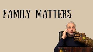 Baz Ashmawy: Family Matters Promo