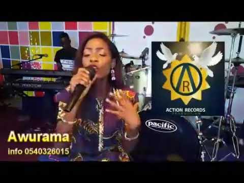 Download Awurama did it again.. Powerful worship