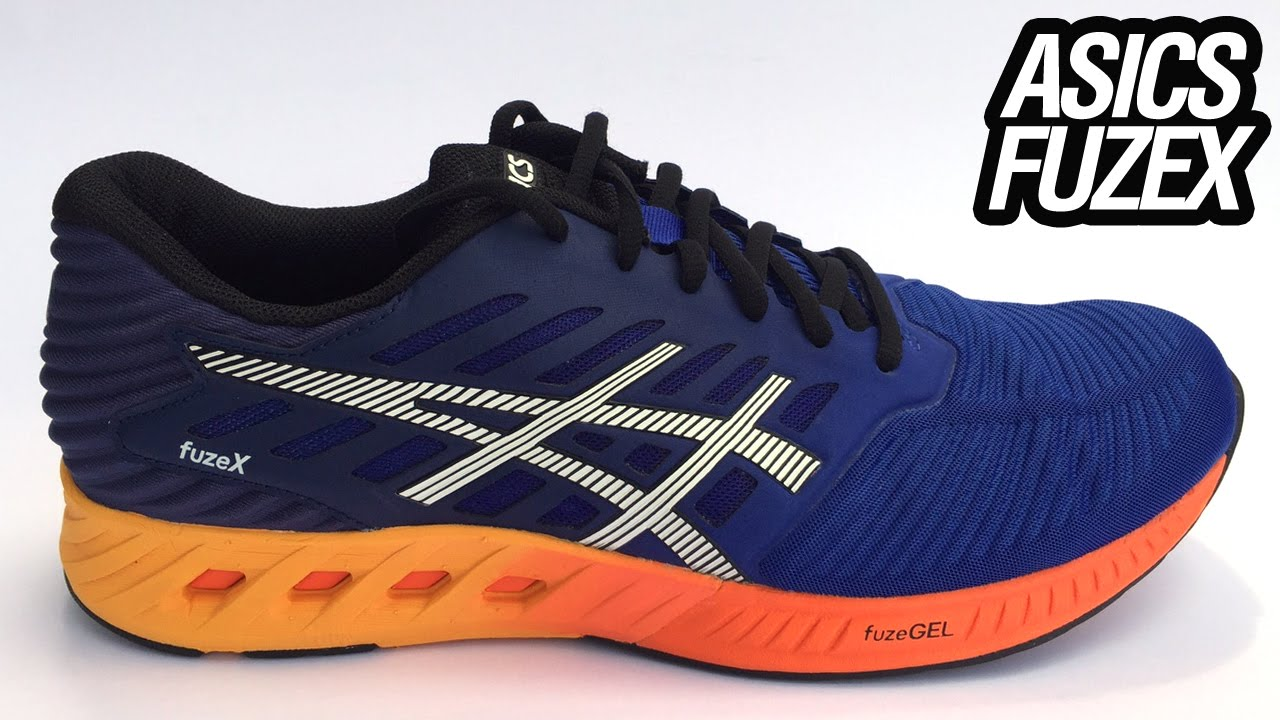 6c8c8c369c6 Asics FuzeX (Unboxing) - YouTube