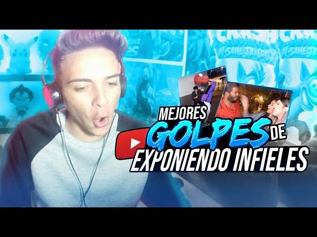 LOS MEJORES GOLPES DE EXPONIENDO INFIELES!