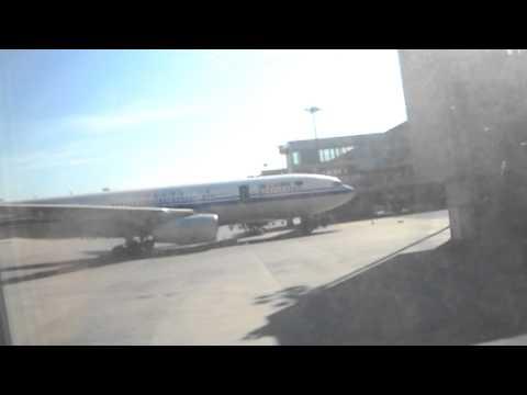 Plane Going To Taiyuan, China At Guangzhou Airport